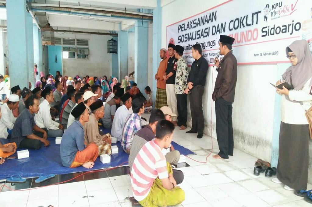 Warga Syiah Siap Kembali ke Sampang untuk Pilih Jatim 1