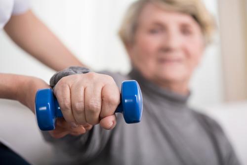 Latihan Lengan Bantu Penderita Stroke Kembalikan Kemampuan Berjalan