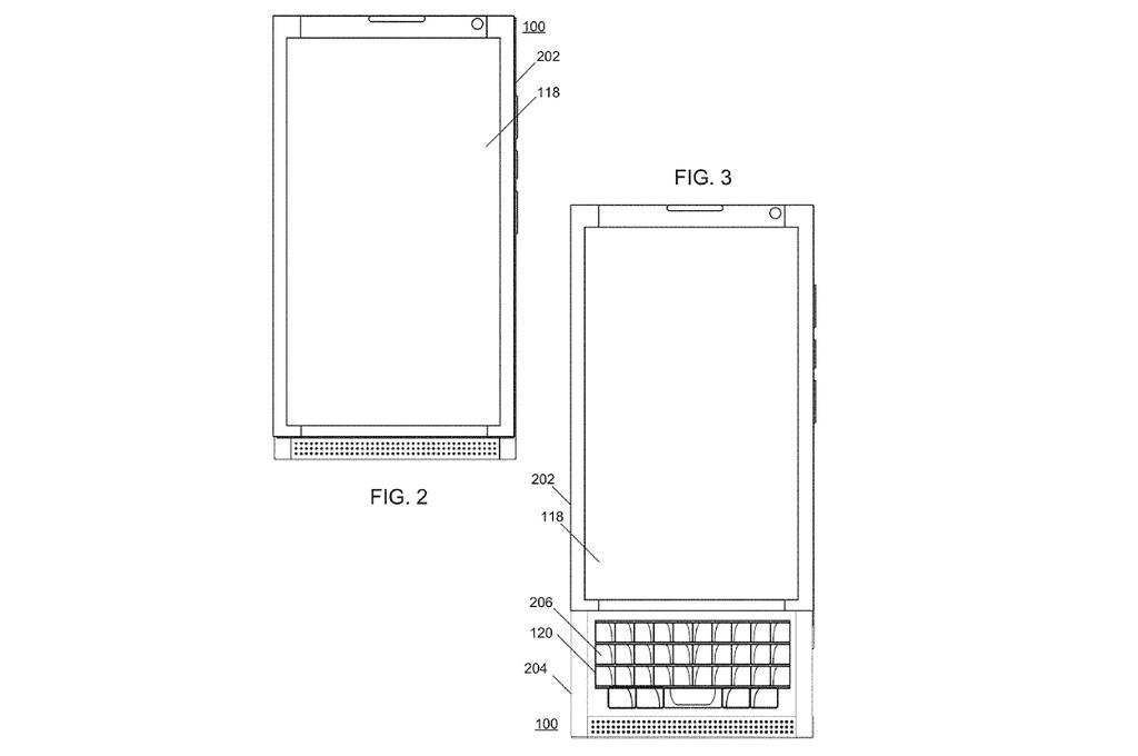 BlackBerry Terima Paten Desain Kamera Baru