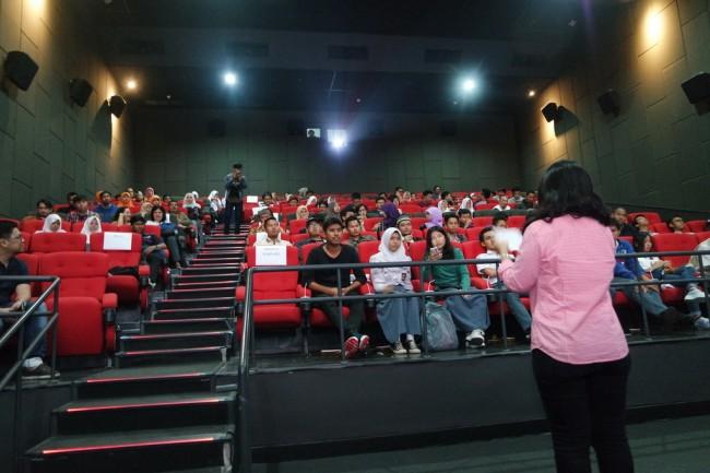 Jumlah Layar Bioskop Indonesia Meningkat Pesat dalam Lima Tahun Terakhir