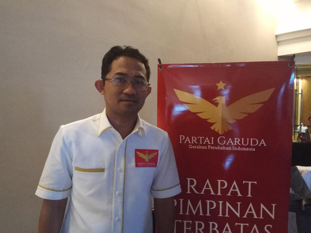 Partai Garuda Lancarkan Strategi Kampanye Sunyi