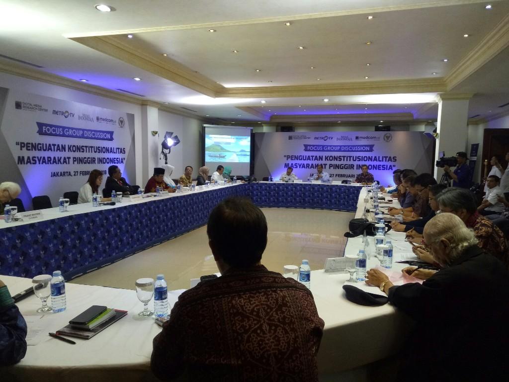 RUU Daerah Kepulauan Disiapkan Hadapi Tantangan Global