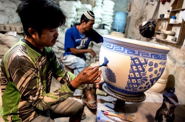 Keramik Canggih Indonesia Tampil di Keramika 2018