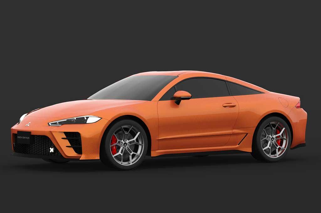 Mitsubishi Eclipse Sport Konsep ala Gonzales