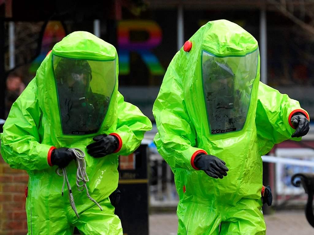 21 Orang Terpapar Racun Saat Tangani Kasus Eks Mata-mata Rusia