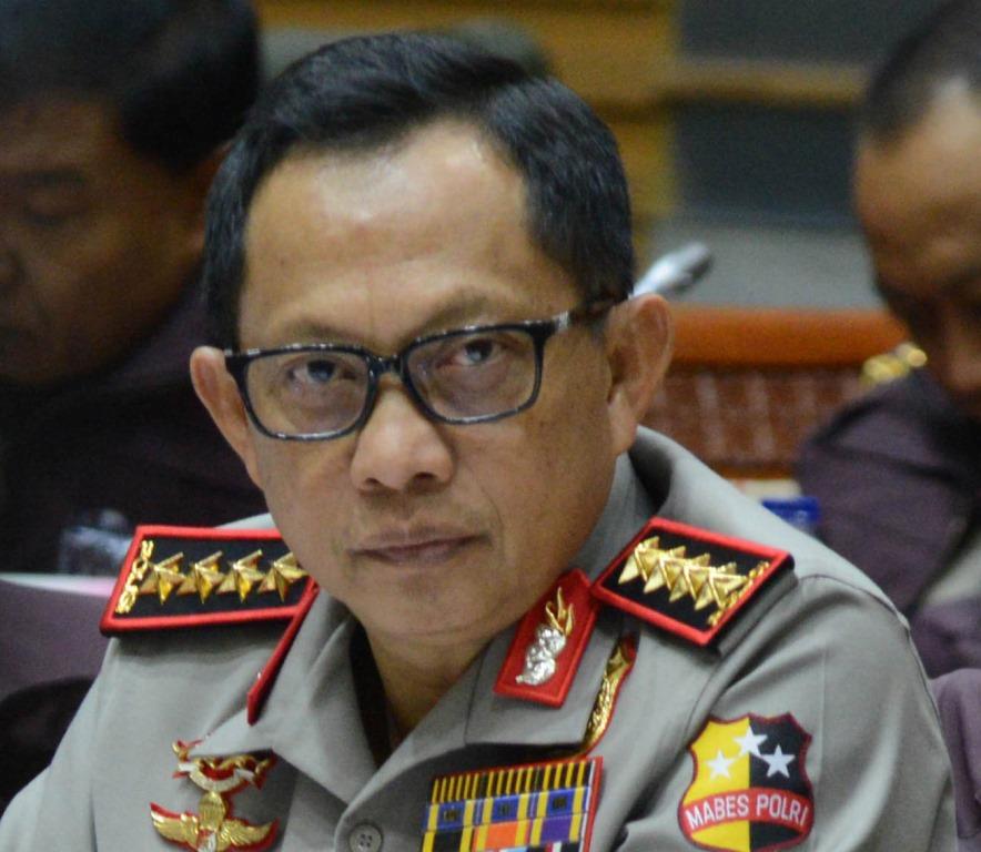 Tito Sebut Perusak Rumah Ibadah Kelompok Takfiri