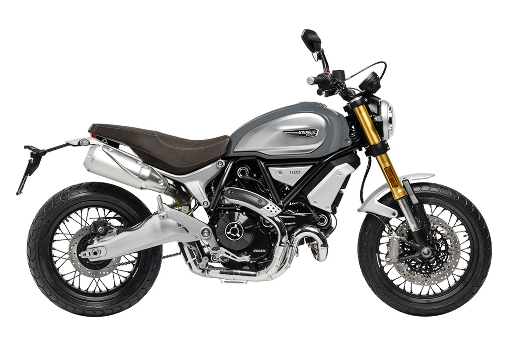 1100 Special, Model Pelengkap Scrambler Ducati
