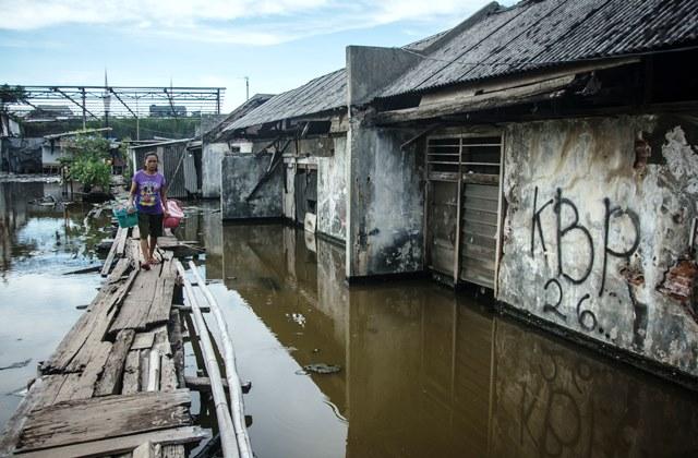 Penggunaan Air 80 Gedung di Jakarta Diawasi