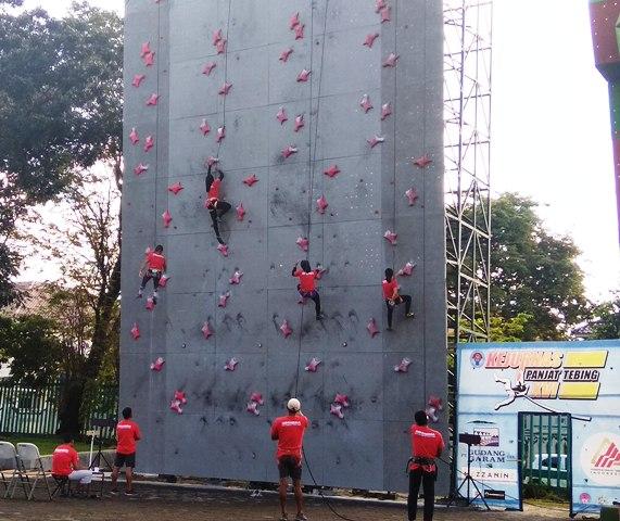 Dua Negara Ingin Jajal Atlet Panjat Tebing Indonesia