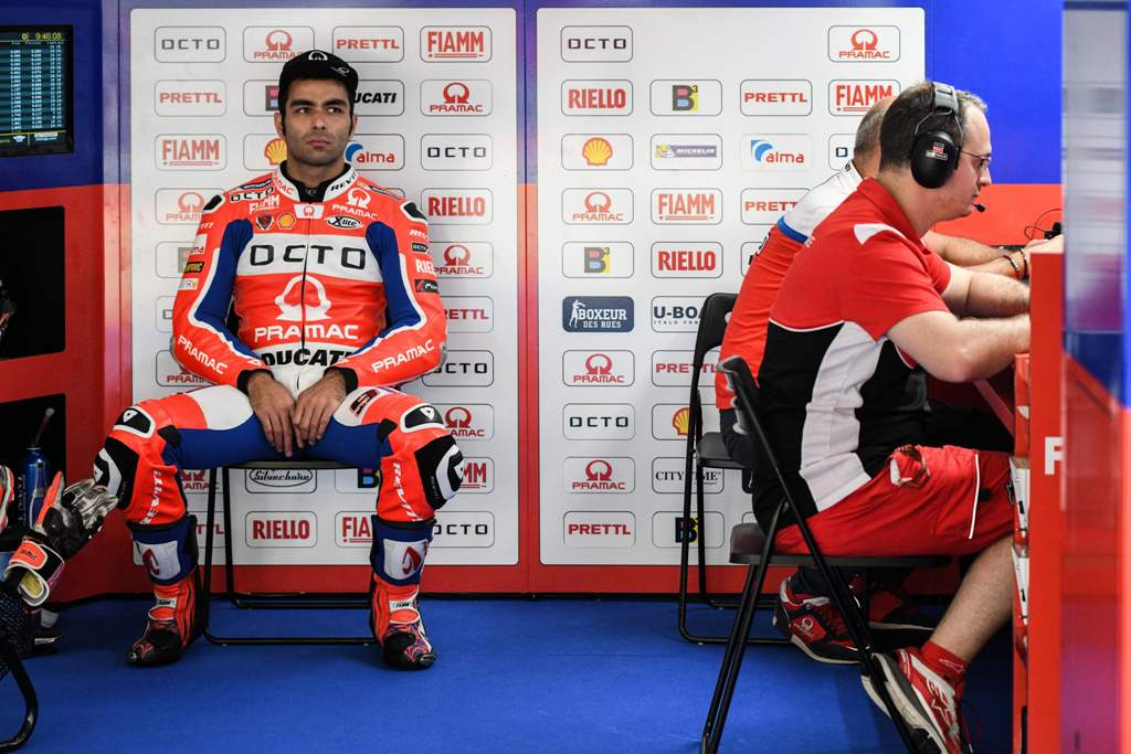 MotoGP: Petrucci Berambisi Curi Kursi Dovizoso atau Lorenzo di Ducati