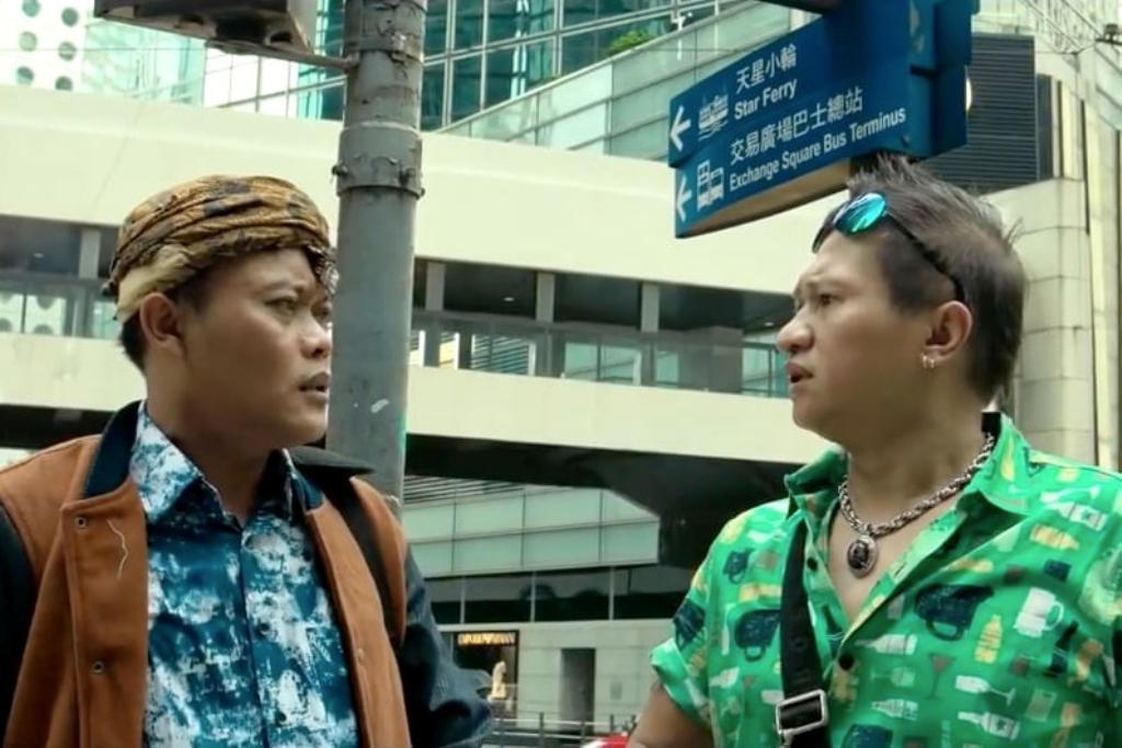 Produser Targetkan Hongkong Kasarung Raih 500 Ribu Penonton