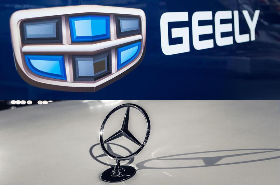 Geely Ingin Kuasai Saham Brand Otomotif Dunia