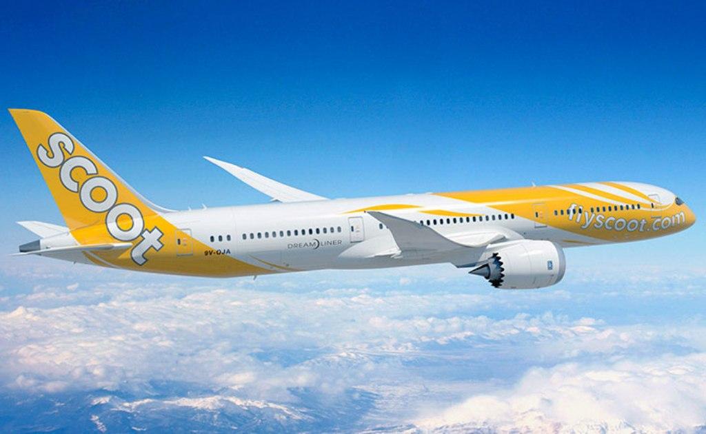 Fly Scoot Tiger Besok Beroperasi di Terminal 3 Bandara Soekarno-Hatta