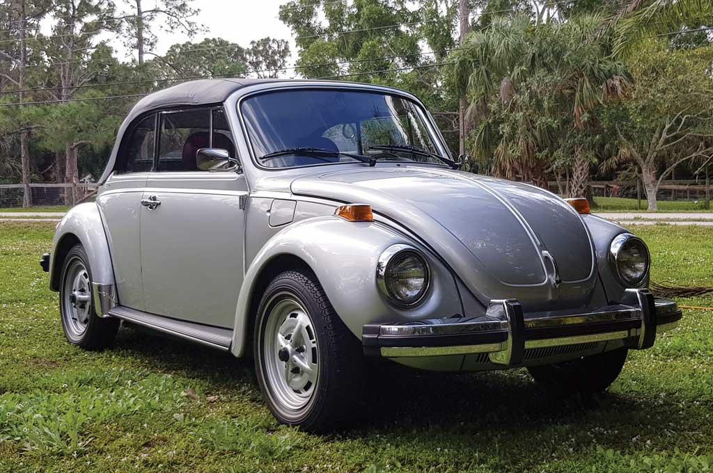 Intip Pesona Mobil Klasik Volkswagen Kodok