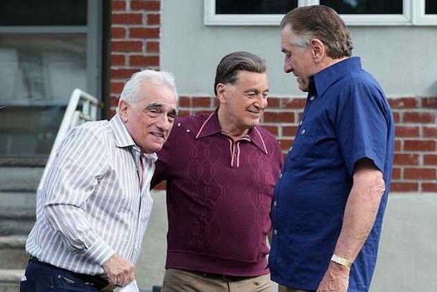 The Irishman Disebut sebagai Film Termahal Martin Scorsese