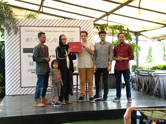 #MARKAMARIE, Wadah Jualan untuk Para Desainer <i>Modest Fashion Premium</i>