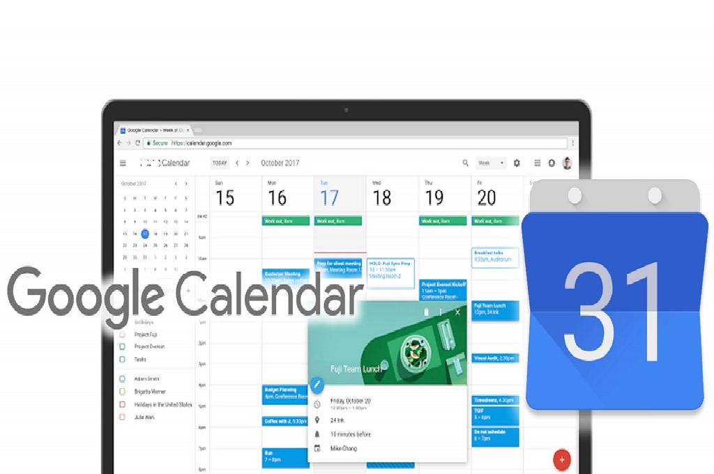 Berbagi Agenda Lebih Cepat via Google Calendar