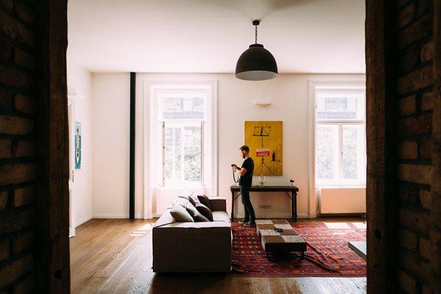 Rumah Kontrakan Juga Bisa Cantik, Ikuti Langkahnya