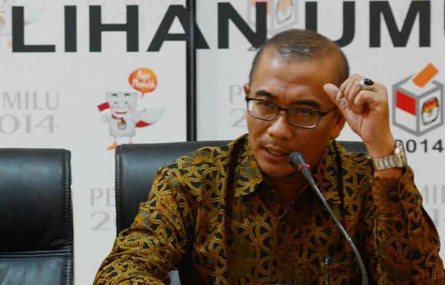 KPU Dukung KPK Umumkan Tersangka Calon Kepala Daerah