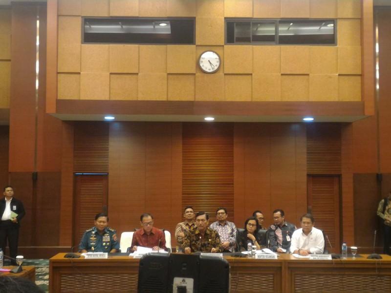 Pertemuan Tahunan IMF-Bank Dunia jadi Ajang Promosi Investasi di Indonesia