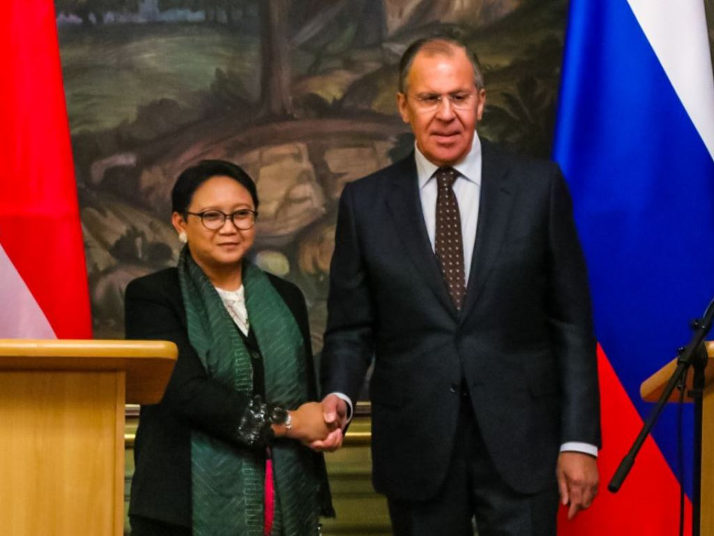 RI Hargai Sikap Adil Rusia terhadap Produk Kelapa Sawit