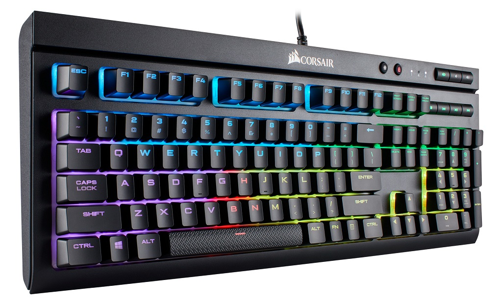 Corsair K68 RGB, Sangat Tepat untuk Gaming