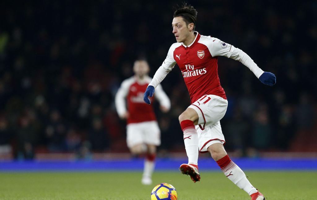 Harapan Oezil Usai Perpanjang Kontrak di Arsenal