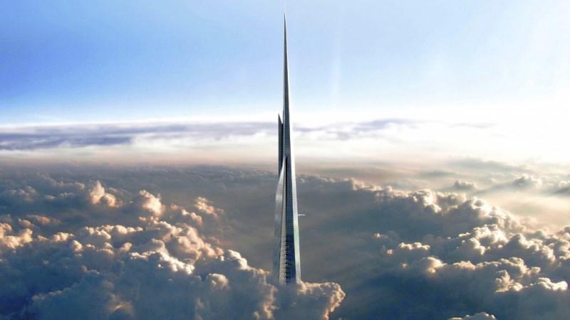 Lama Tertunda, Proyek Jeddah Tower Dilanjutkan