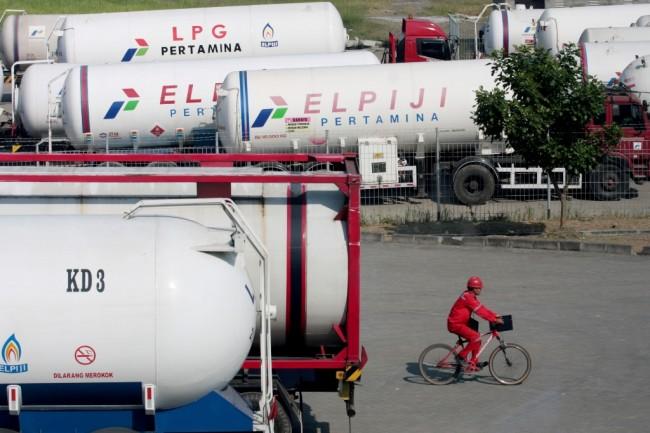 Pemerintah Fasilitasi Impor LPG dari Aljazair