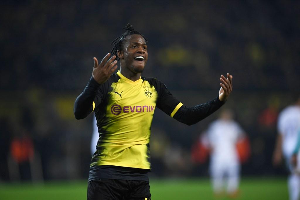 Reus Berharap Dortmund Permanenkan Kontrak Batshuayi