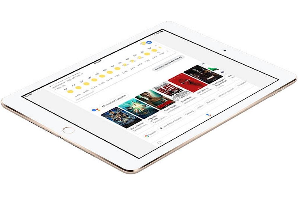 Google Assistant Sudah Bisa Layani Pengguna Apple iPad
