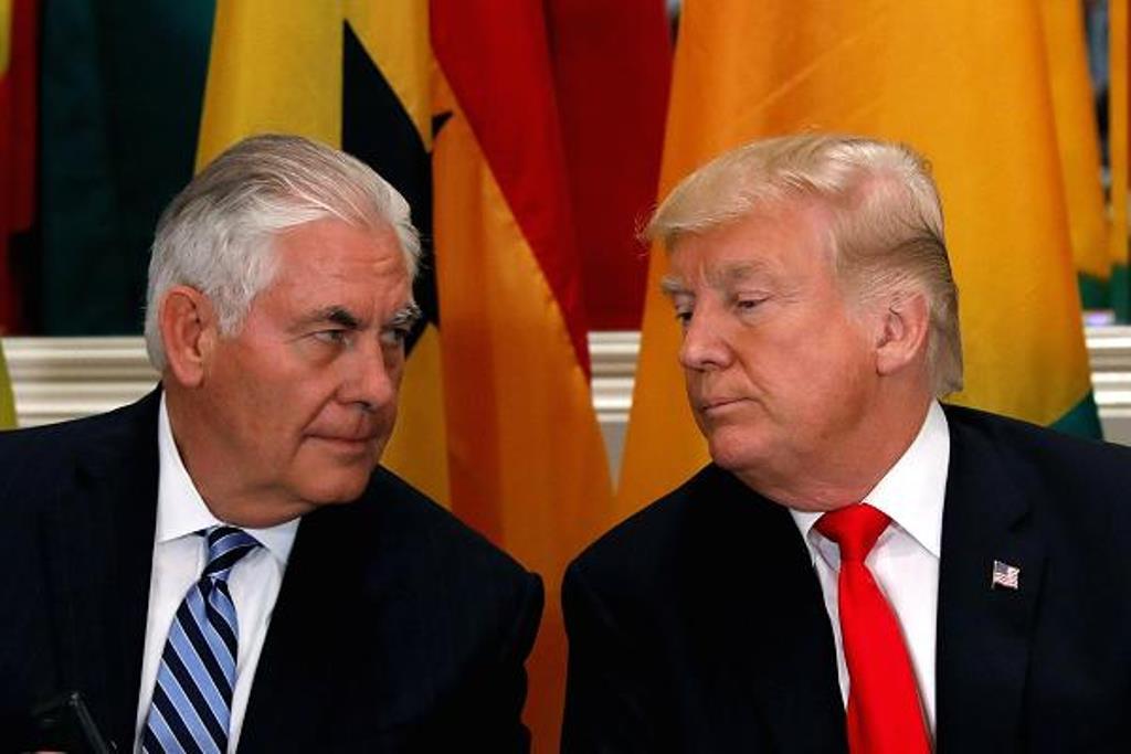 Tak Satu Pemikiran jadi Alasan Trump Pecat Tillerson