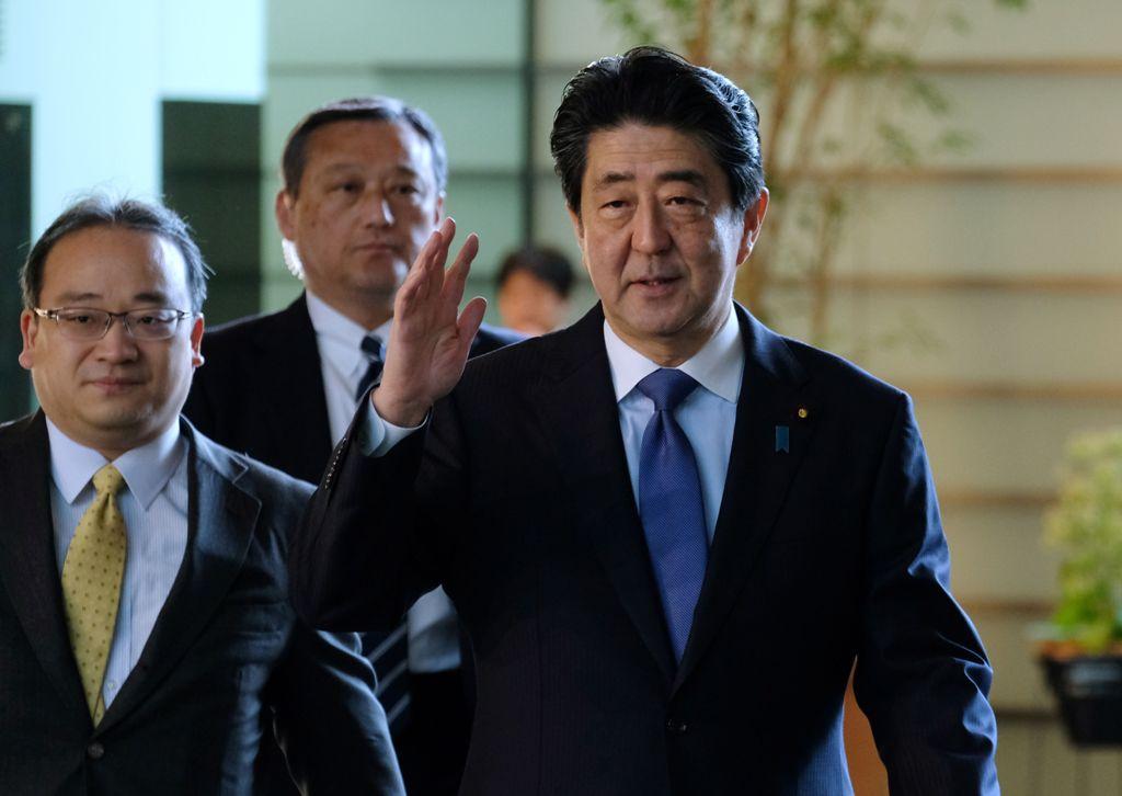 Jepang Mempertimbangkan Pertemuan dengan Korea Utara