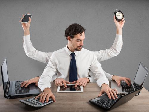 Tak Selalu Baik, Ini Kelemahan Kemampuan Multitasking