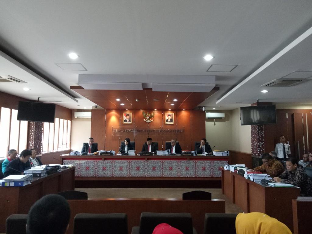 DKPP Sidangkan Pelanggaran Etik Anggota KPU dan Bawaslu