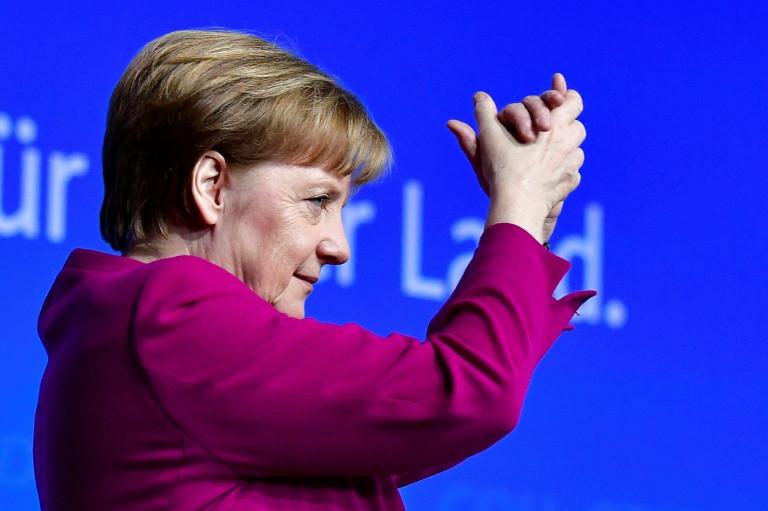 Weakened Merkel to Launch Her Fourth German Government