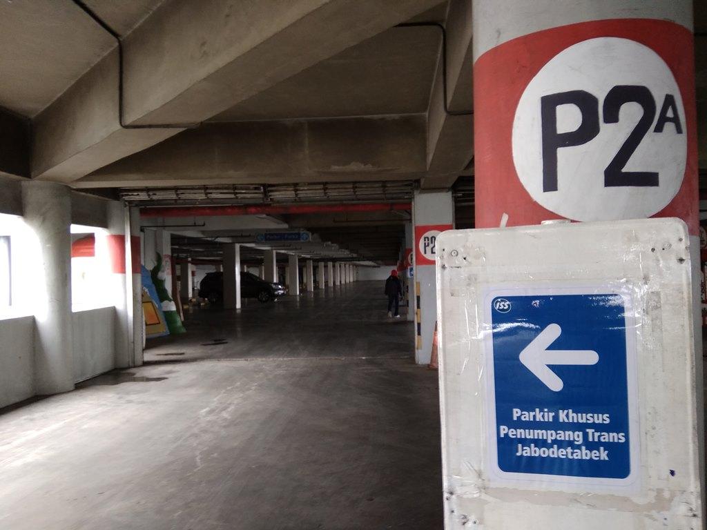Kantong Parkir Belum Dimanfaatkan Maksimal