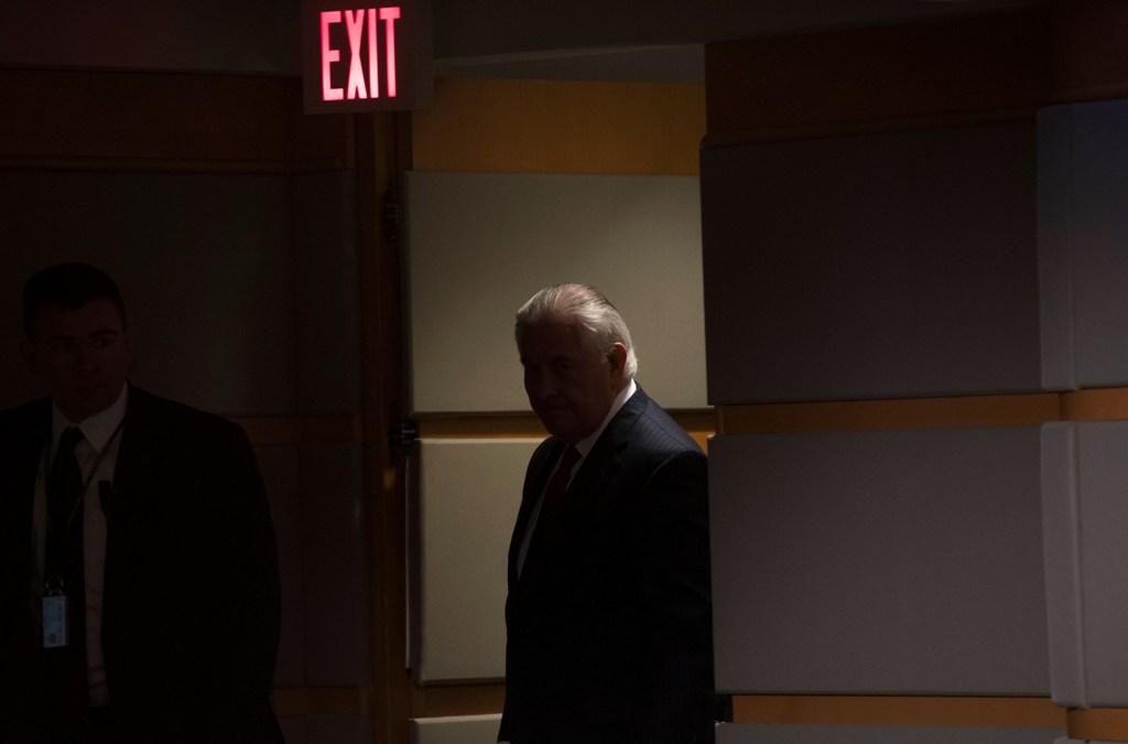 Orang Dekat Tillerson di Kemenlu AS Turut Dipecat Trump