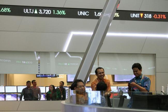 JCI Down 0.47 Percent