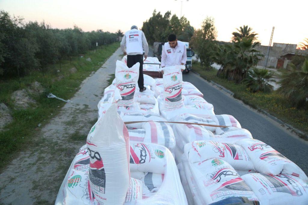 50 Ton Gandum Bantuan Rakyat Indonesia Berhasil Masuk Gaza