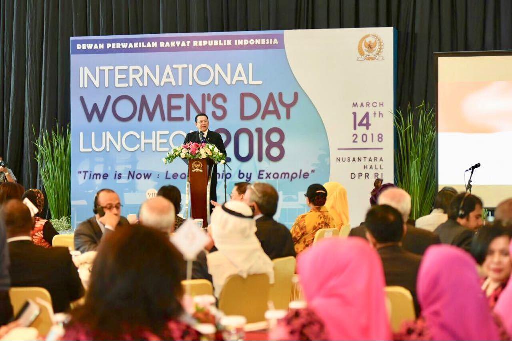 DPR Berjanji Perjuangkan Kesetaraan Gender