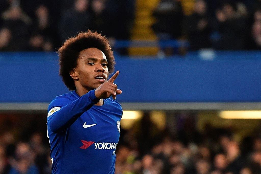 Lawan Barcelona, Willian Ingin Chelsea Lakukan Ini