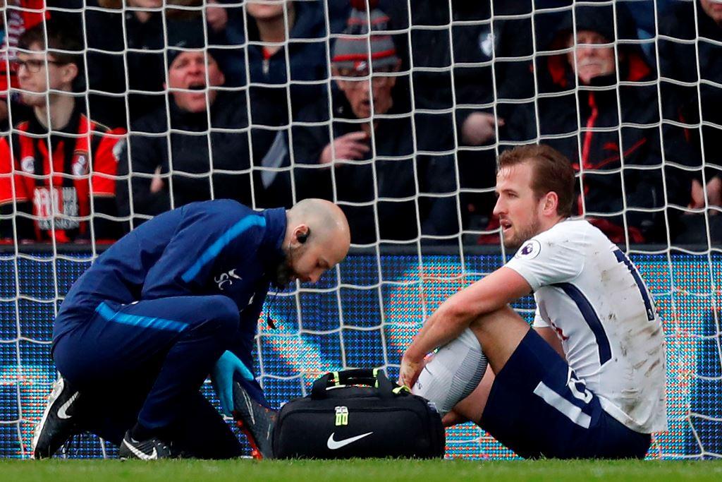 Kane Diperkirakan Comeback Bulan Depan