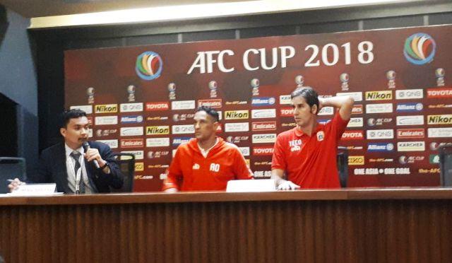 Teco Antisipasi Permainan Bertahan Song Lam Nghe An