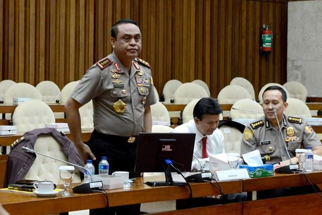 Polri Beri Pengamanan Khusus di Pembukaan Asian Games
