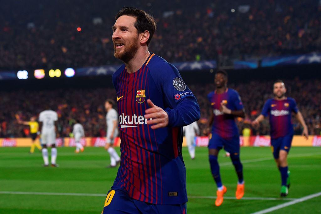 Kubur Chelsea di Camp Nou, Barca ke Perempat Final