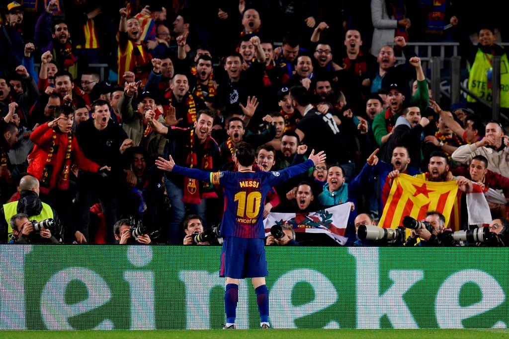Messi dan Fakta Kemenangan Barcelona atas Chelsea