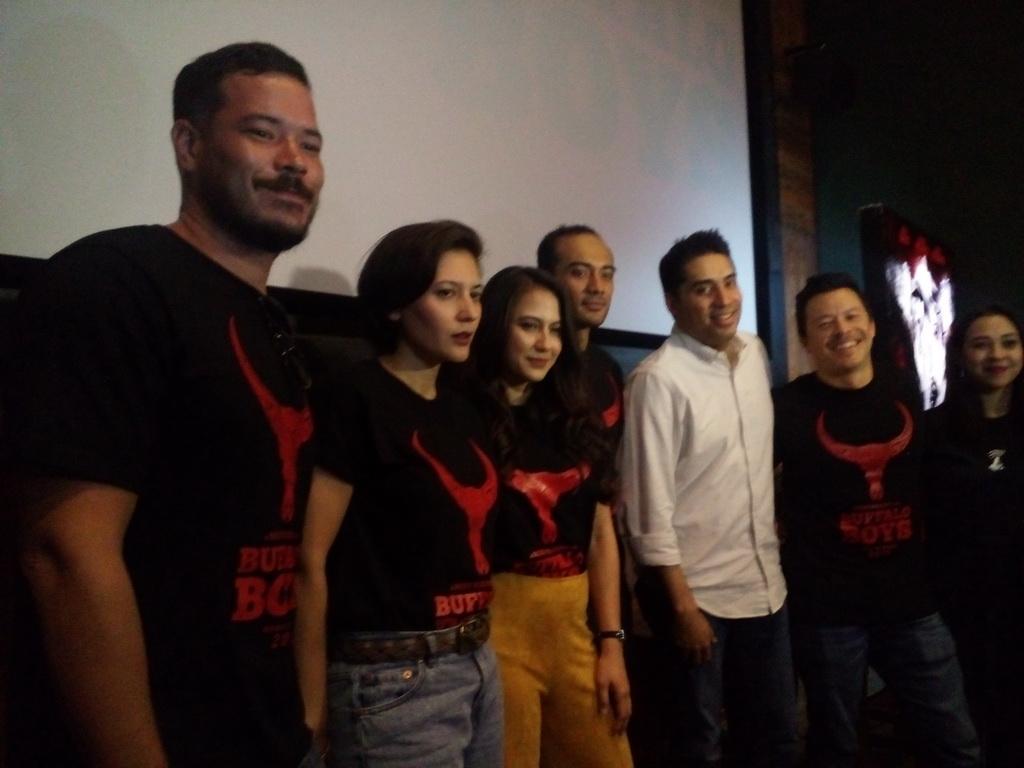 Film Buffalo Boys Gali Sejarah Indonesia Secara Mendalam