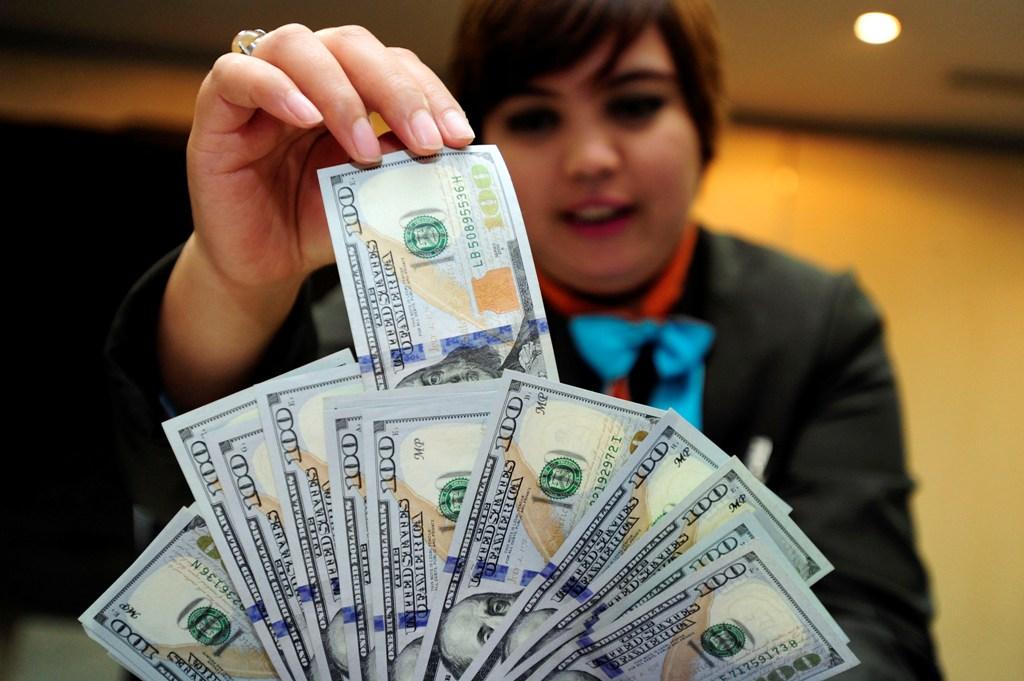 USD Melonjak Ditopang Data Ekonomi Positif