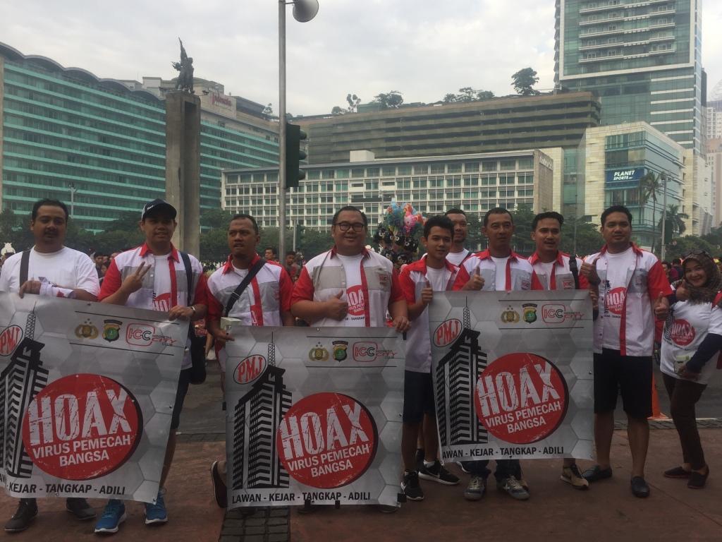 Polda Metro Ancam Pidanakan Penyebar Hoaks